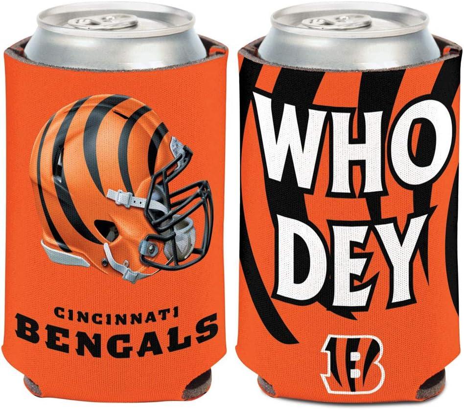 Cincinnati Bengals Can Cooler Slogan Design
