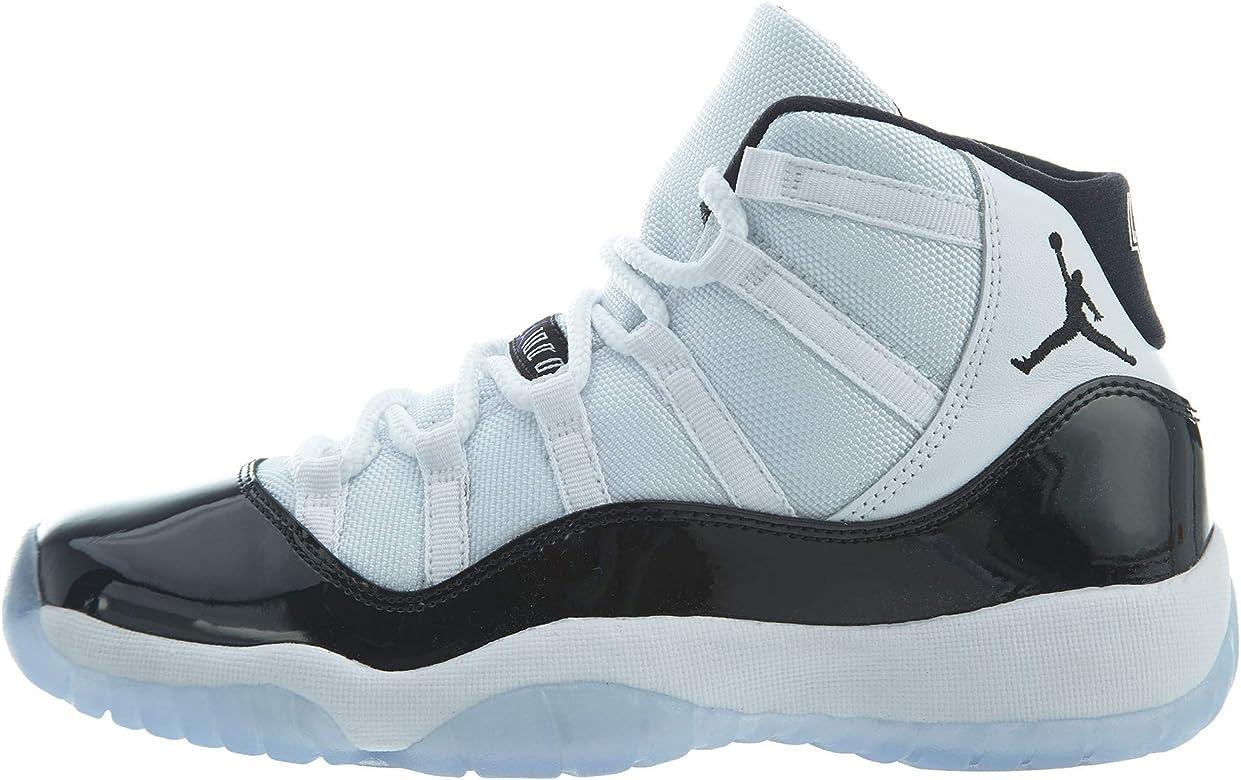 pretty nice 73d8c 16093 AIR Jordan 11 Retro BG (GS) 'Win Like '82' - 378038-123