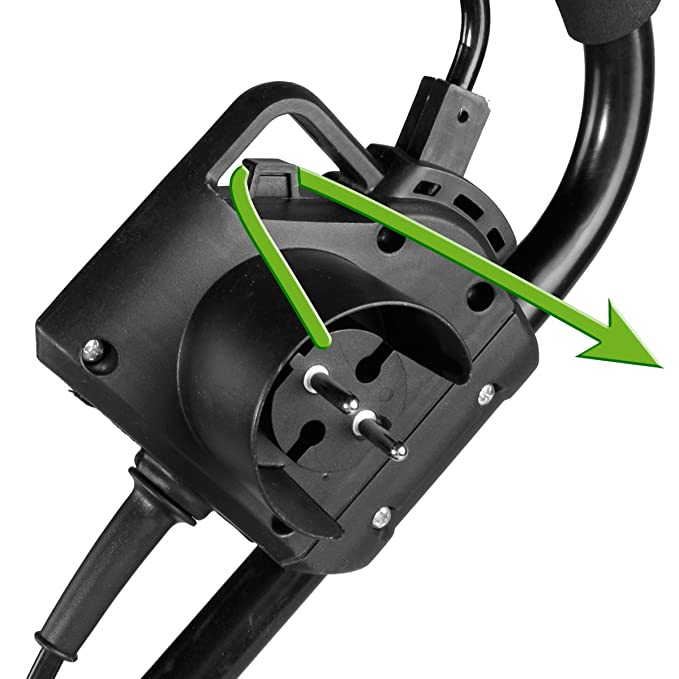 brast eléctrico Cortacésped Cortacésped eléctrico 1800 W 38 cm ...