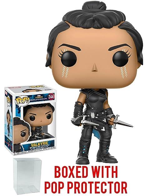 Amazon.com: Funko POP. Marvel: Thor Ragnarok – Traje de ...