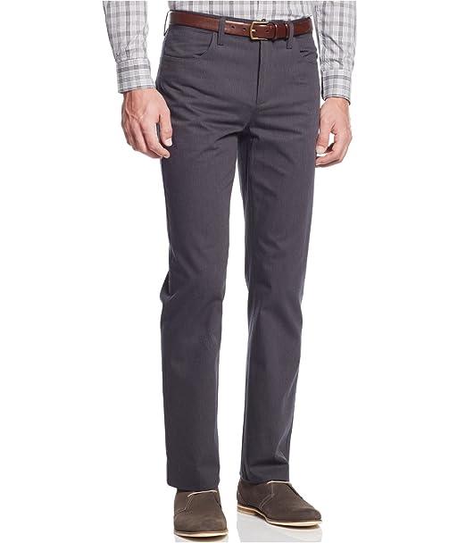 Alfani Red Label Pinstriped Slim Fit Men s Dress Pants at Amazon Men s  Clothing store  ff8c90940