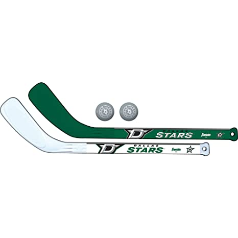 Amazon.com: Franklin Sports, Equipo NHL, Juego de 2 palos ...