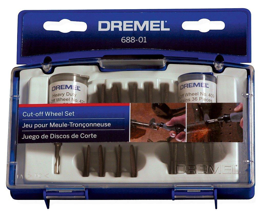 Dremel 688-01 Cut-Off Wheel Accessory Set