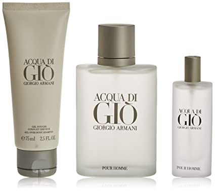 Armani Acqua di Gio Agua de Colonia - 190 ml