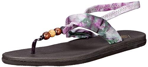 712c876fa07f Freewaters Women s Tessa Print Flip Flop Sandal