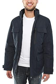 Amazon.com: London Fog - Chaqueta con collar doblado, para ...