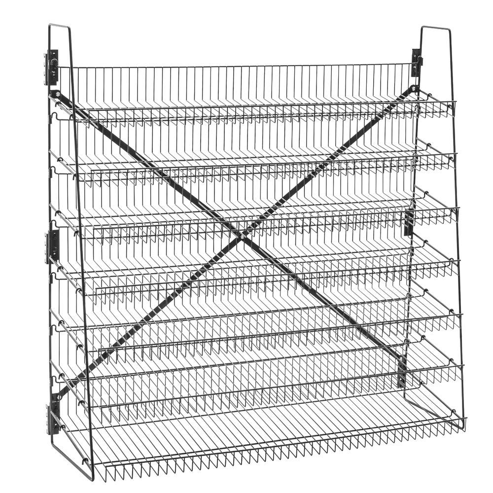 Wire Display Rack, 7 Tier, 48