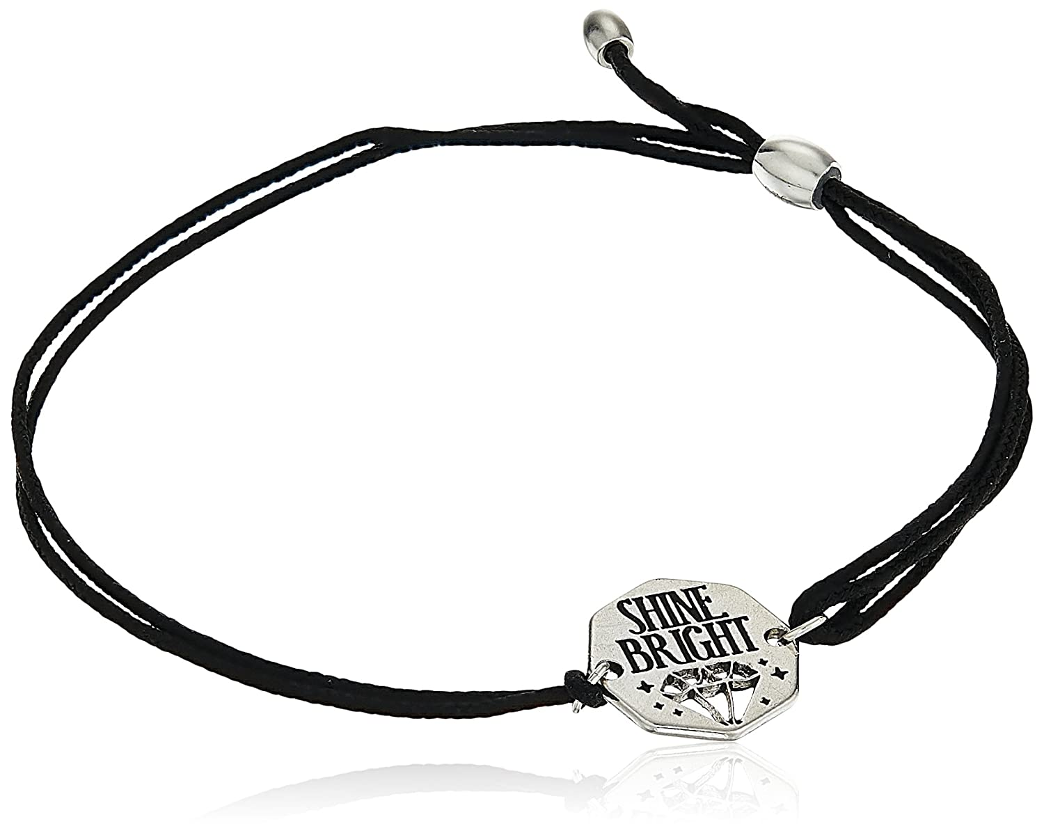 Alex and Ani Womens Kindred Cord Shine Bright Bracelet Alex and Ani Kindred Cord A17KCSBS