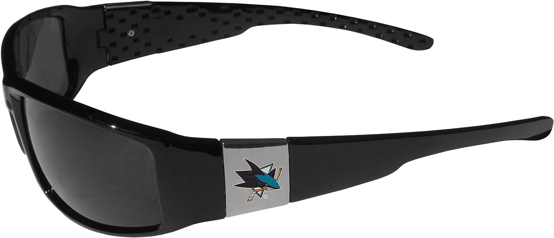 Siskiyou Siskiyou Sports Nashville Predators Chrome Wrap Sunglasses