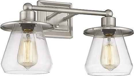Amazon Com Beionxii Bathroom Vanity Light Fixtures 2 Light