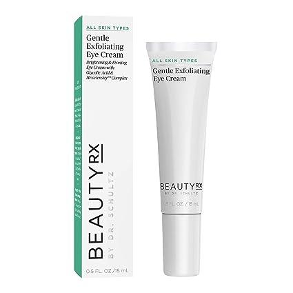 Amazon Com Beautyrx By Dr Schultz Premium Gentle Exfoliating Eye