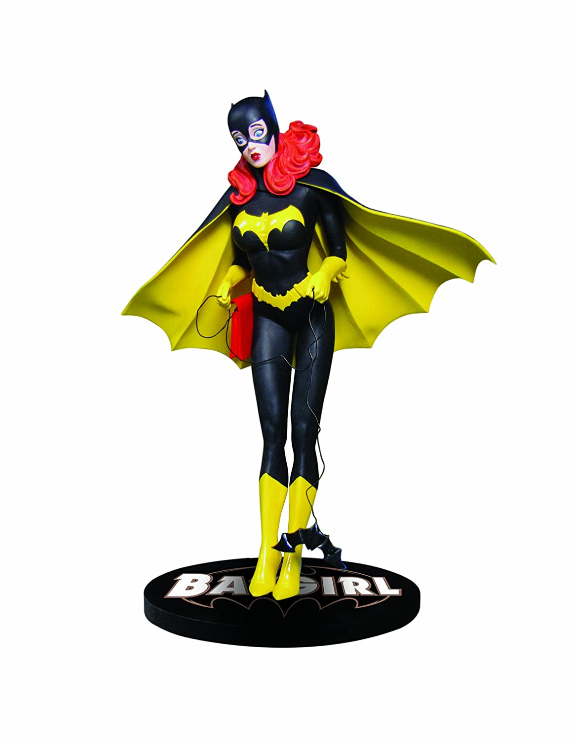 DC Direct - Cover Girls of the DC Universe statuette Batgirl 23 cm