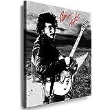 Bilder Kunstdrucke / Boikal / Bild mit Keilrahmen Bruce Springsteen 100x70cm xxl.25