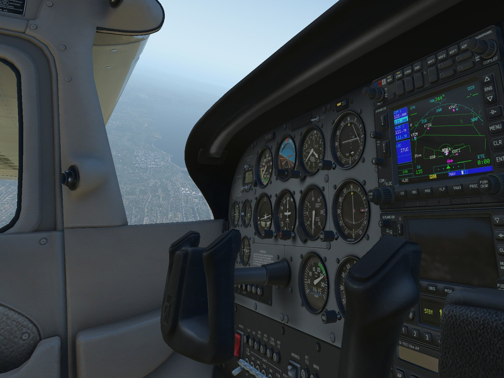 Official Version - X-Plane 11 Global Flight Simulator (PC, MAC & LINUX)