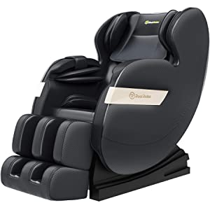 Best Massage Chair for Large Person of 2021 - Most Comfortable 10