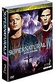 SUPERNATURAL / スーパーナチュラル 〈フォース・シーズン〉セット2 [DVD]