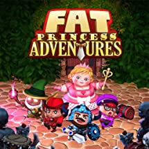 Fat Princess Adventures - PS4 [Digital Code]