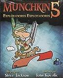 Munchkin 5: Exploradores Explotadores, juego de mesa, version español