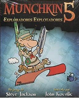 Edge Entertainment Munchkin - Mazmorra Deluxe EDGMUGB1 ...