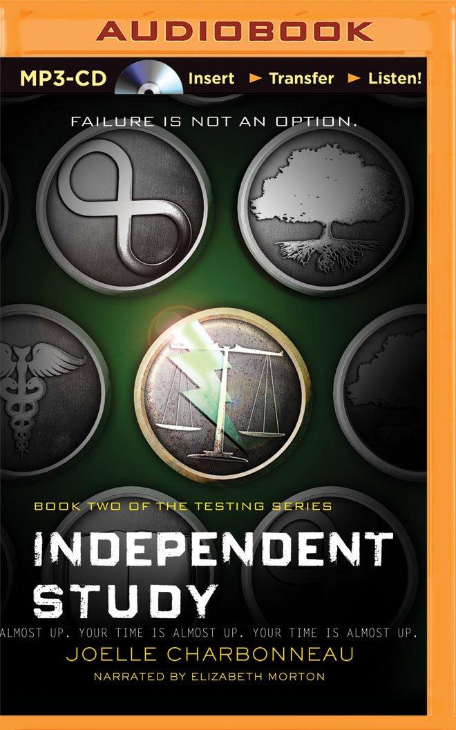 Independent Study (Testing): Amazon.es: Joelle Charbonneau ...