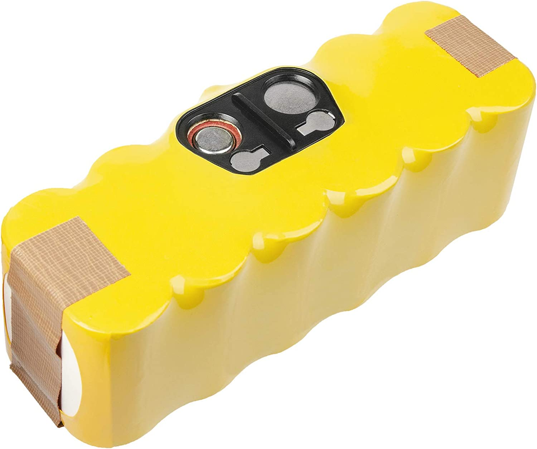 GC® (3.5Ah 14.4V Ni-MH pile) Batteria per iRobot Roomba 800 Series Aspirapolvere 3.5 Ah 14.4 V Ni-mh Pile
