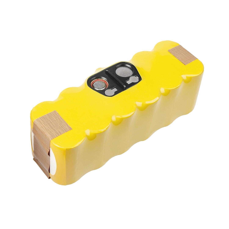 525 560 620 625 630 650 660 690 760 765 770 780 785 790 860 870 880 890 Staubsaugroboter Aspirapolvere GC/® 3.3Ah 14.4V Ni-MH pile xLife Batteria per iRobot Roomba 500 600 700 800 Series