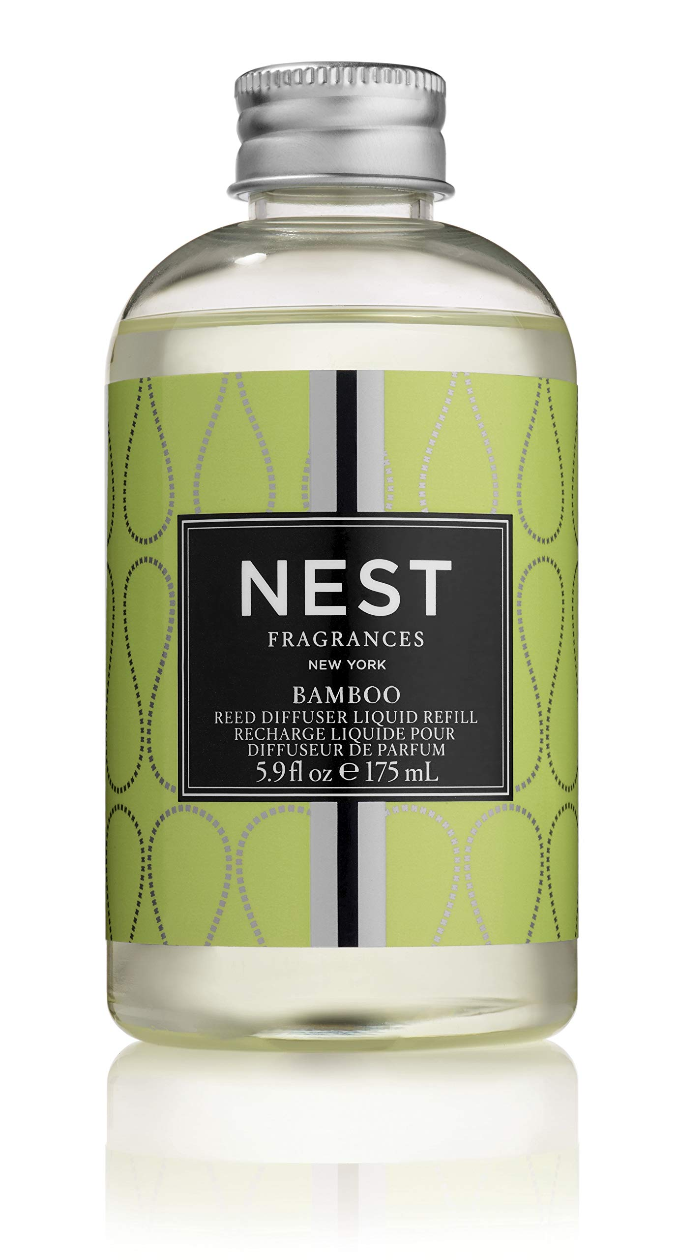 NEST Fragrances Bamboo Reed Diffuser Liquid Refill by NEST Fragrances