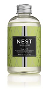 NEST Fragrances Bamboo Reed Diffuser Liquid Refill