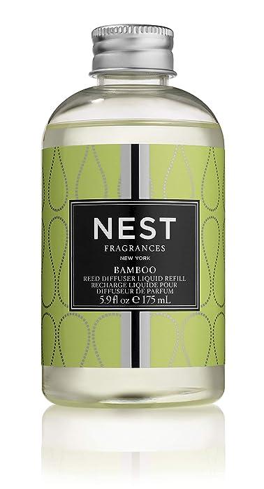 NEST Fragrances Bamboo Reed Diffuser Liquid Refill