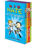Big Nate Better Than Ever: Big Nate Box Set Volume 6-9