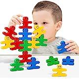 GIFT4KIDS Balance Villain Blocks Montessori Toys for Toddlers,Education for Fine Motor Skills - Sorting & Matching