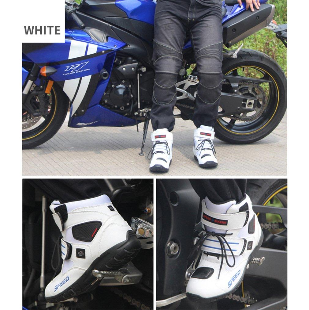 LKN Bottes de protection pour moto et motocross /équipement de moto