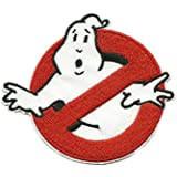 "Screen Accurate 4"" Ghostbusters-No Ghosts Embroidered Patch"