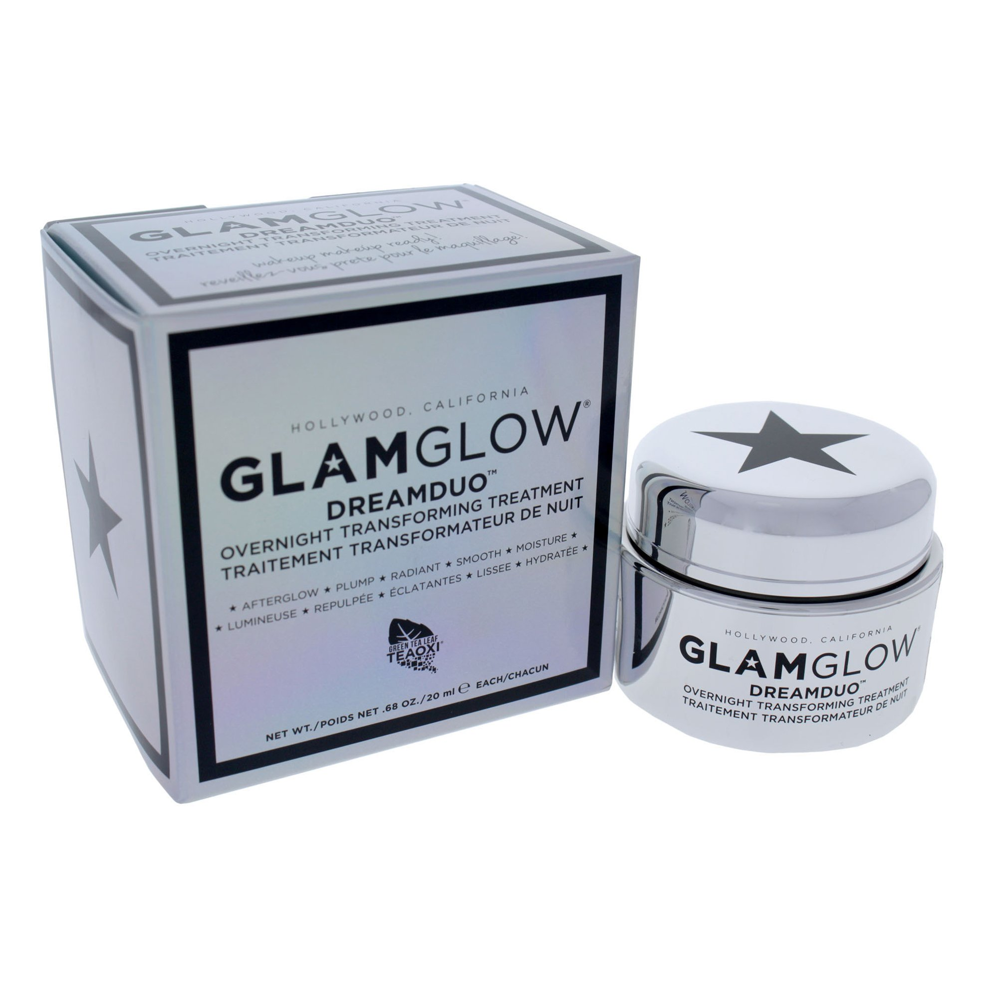 Glamglow Dreamduo Overnight Transforming Treatment, 0.68 Ounce