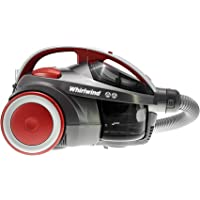 Hoover Whirlwind SE71WR01 Cylinder Vacuum Cleaner, 700 W - Grey