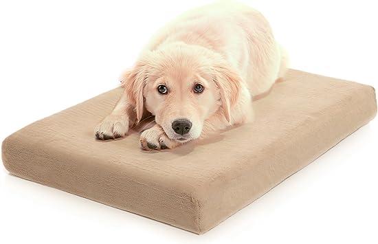 Amazon.com: Cama para perro Milliard premium ortopé ...