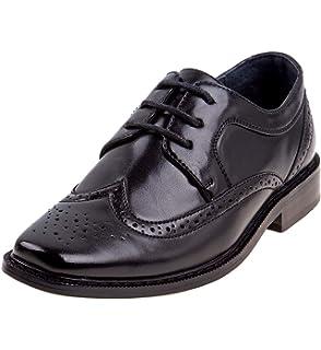 Joseph Allen Boys Wing Tip Oxford Dress Shoe (Toddler, Little Kid, ...