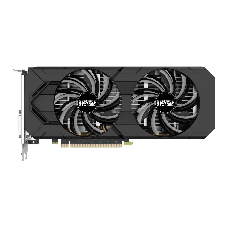 Gainward GeForce GTX 1060 GeForce GTX 1060 6GB GDDR5 ...