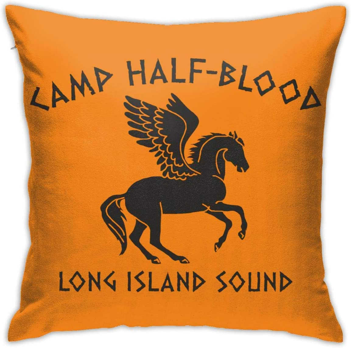 Sonickingmall Camp Half Blood One Size Great Gift Pillow 18inch18inch
