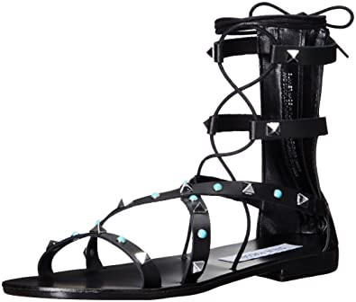 3858527e335 Steve Madden Women s Sunner Gladiator Sandal