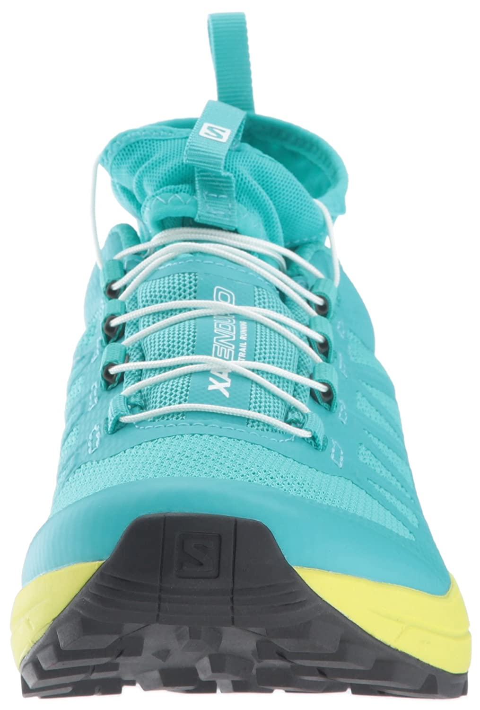 Salomon Women's XA Enduro W Trail Runner B01HD2O97C 6.5 B(M) US Ceramic/Lime Punch./Black