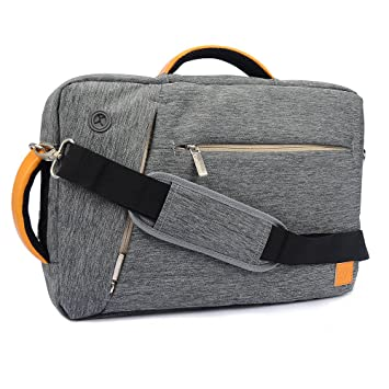 Amazon.com: VanGoddy Laptop Shoulder Bag Backpack and Messenger ...