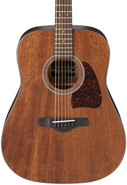 Ibanez AW54OPN Artwood Dreadnought Acoustic Guitar - Open Pore Natural best acoustic guitars