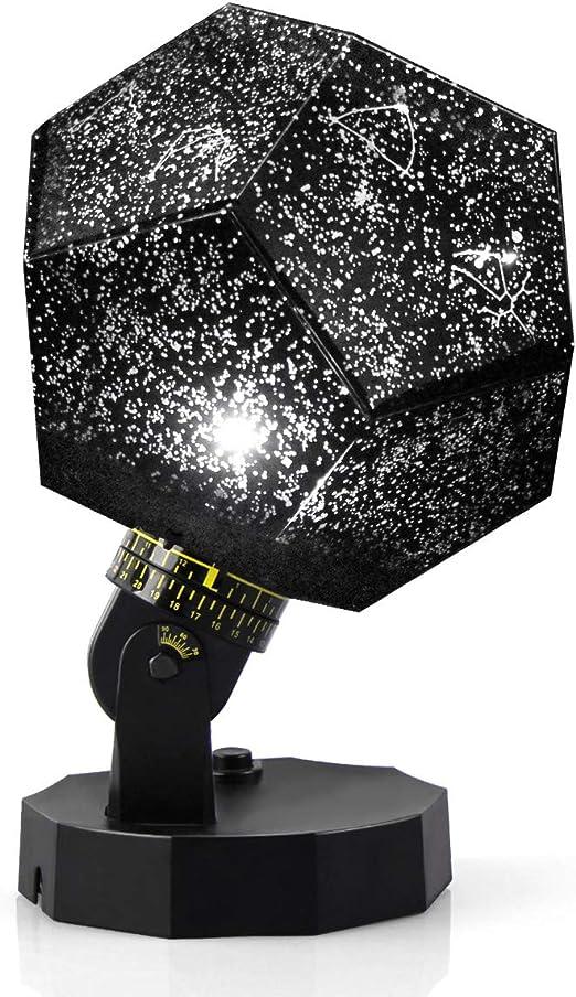 Amazon.com: Proyector de luz nocturna para bebé con luces ...