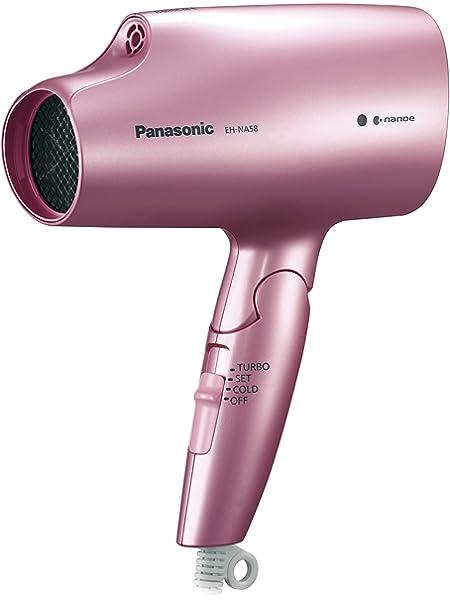 Pink Gold Japan Import Panasonic EH-NA57 EH-NA57-PN Nanoe Hair Dryer with AC 100-120V // 200-240V