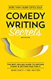 Comedy Writing Secrets: The Best-Selling Guide to Writing Funny and Getting Paid for It