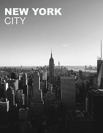 Amazon.com: Empire State 777 - Póster de la ciudad de Nueva ...