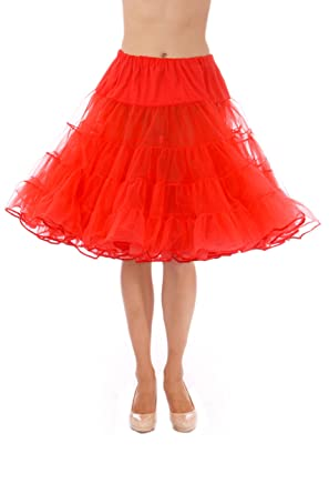 41f28b3a1b Michelle Knee Length Petticoat - Our Fullest Dance Petticoat for Serious  Skirt Volume Vintage Clothing and