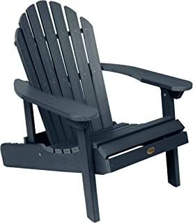 product image for highwood Hamilton Folding and Reclining Adirondack Chair, Adult Size, Federal Blue (AD-CHL1-FBE)