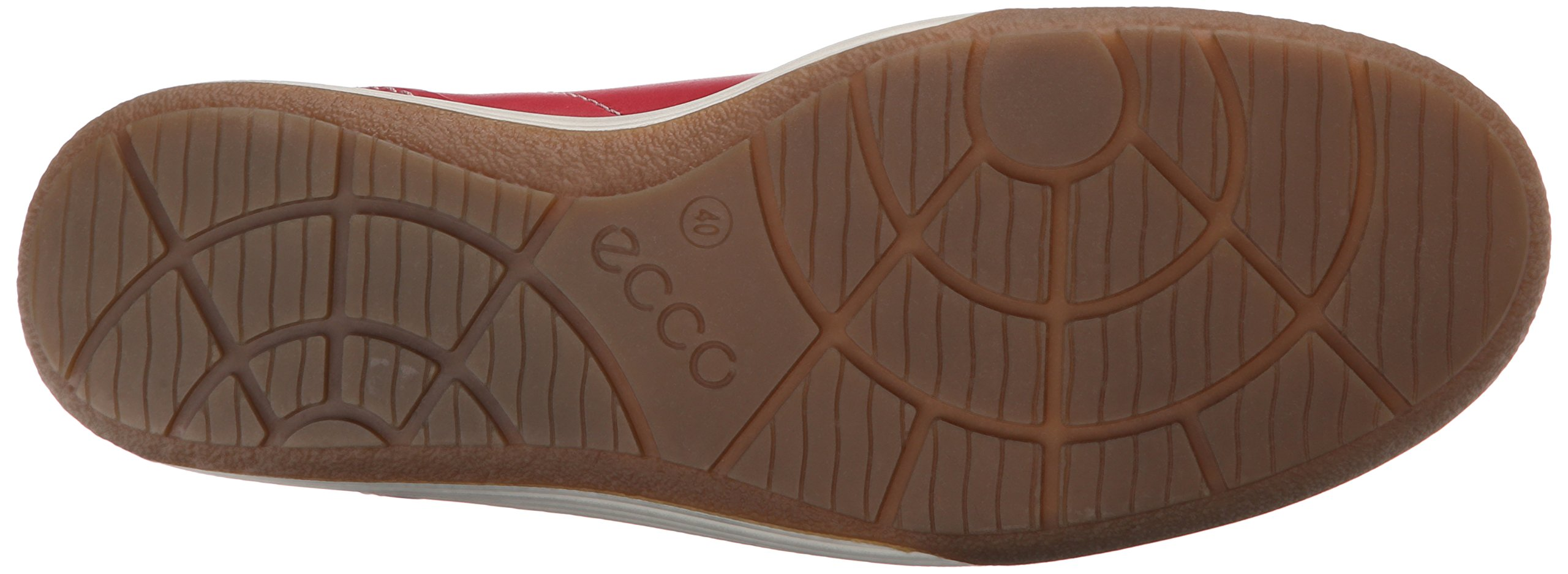 ECCO Footwear Womens Chase Tie Sneaker, Chilli Red, 39 EU/8-8.5 M US by ECCO (Image #3)